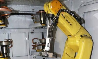 ANCA FX7 machines