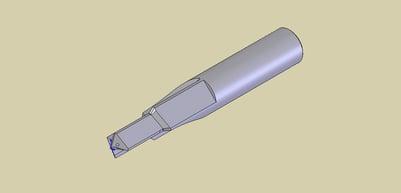 Tru-Edge Step G-drill Illustration